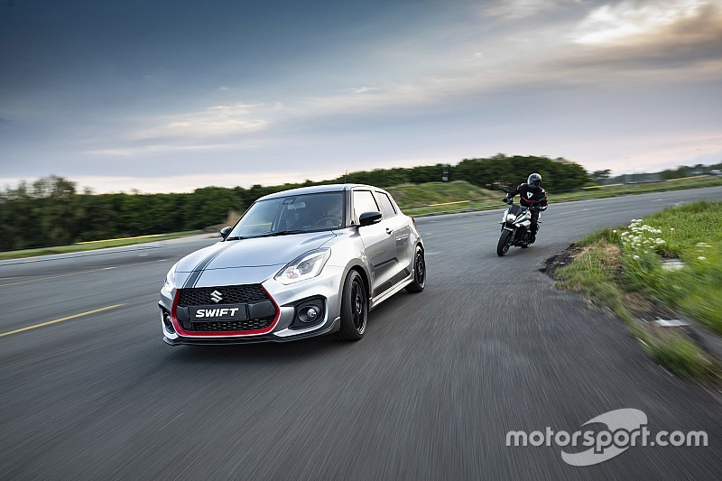 Binnenkort: De ultieme test tussen Katana motor vs. auto