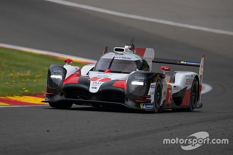 WEC, Spa-Francorchamps, Libere 3: ora la Toyota fa il vuoto con Kobayashi