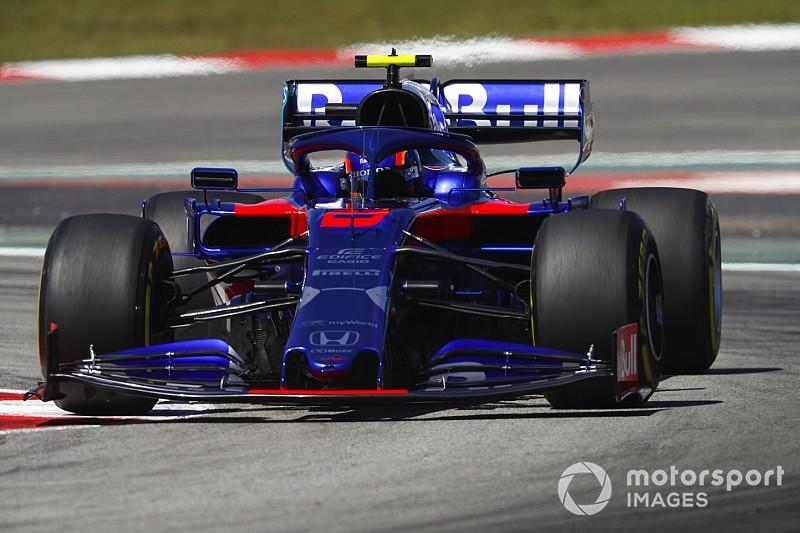 """Tost weet: """"Albon is nog niet klaar voor Red Bull Racing"""""""