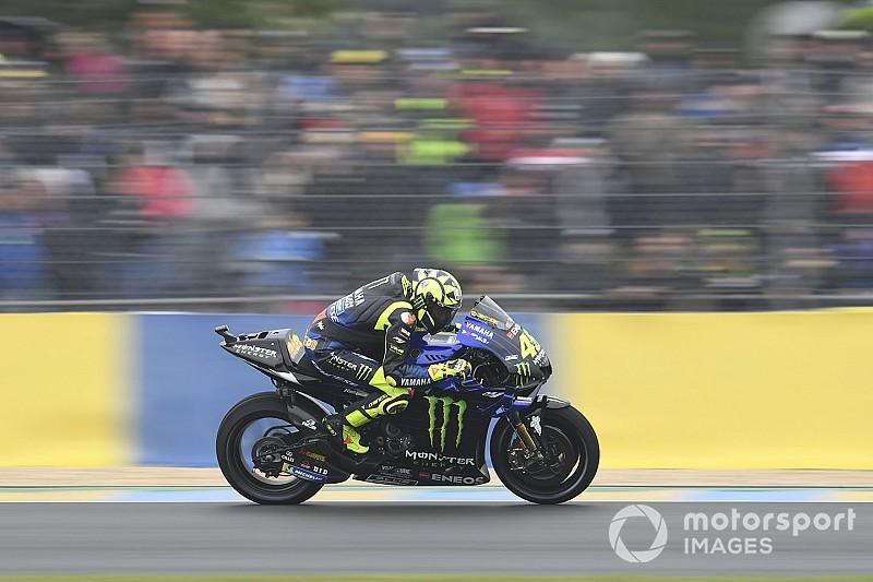 """MotoGP: """"Reta de Mugello vai ser o nosso ponto fraco"""", diz Rossi"""