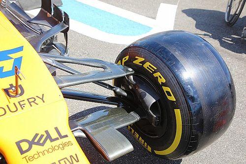 GP Prancis: Inovasi terbaru F1, langsung dari pit lane