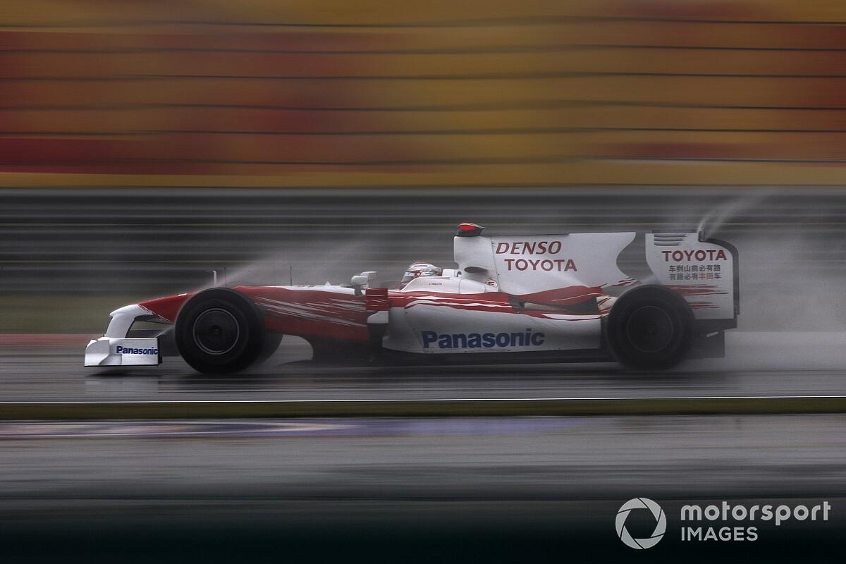 Grote F1-veiling tegen COVID-19, Toyota uit 2009 onder de hamer