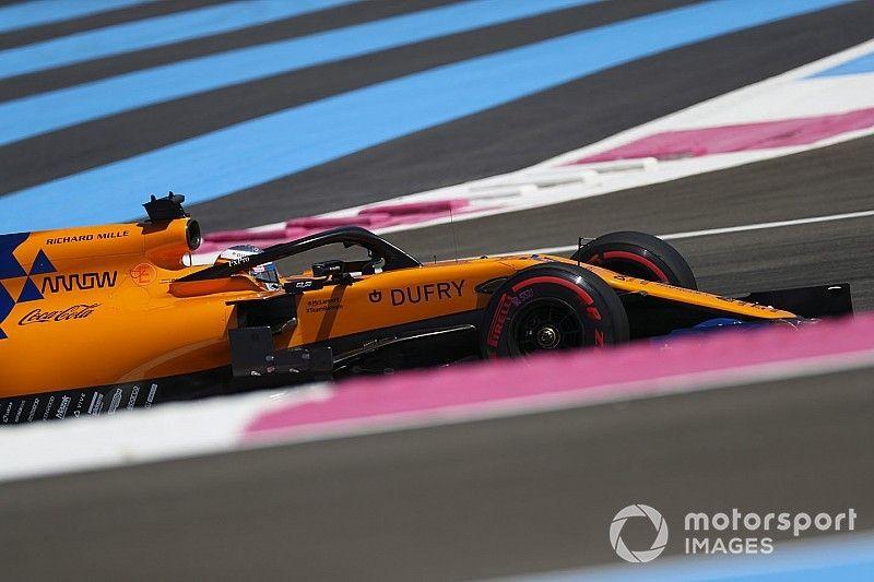 """El mejor fin de semana de McLaren, el más """"complicado"""" de Sainz"""