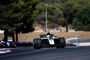 F2, Paul Ricard: Nyck de Vries conquista una caotica Feature Race