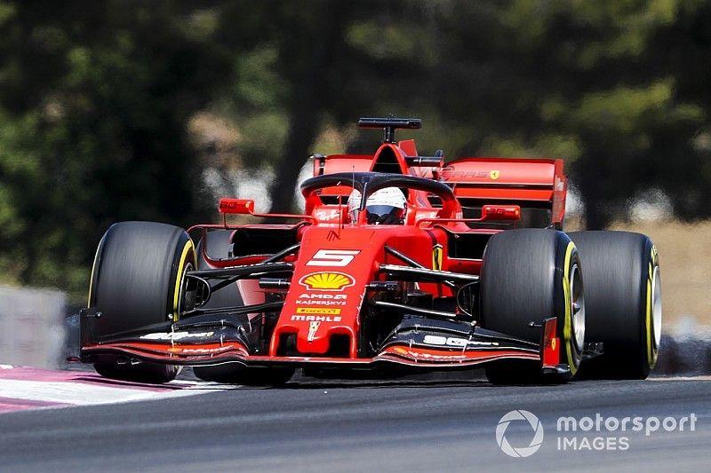 """Vettel: """"E' stata una qualifica strana"""". Sebastian non rivela il problema di motore"""