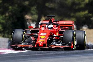 Vettel dice que no tuvo adherencia en su intento final