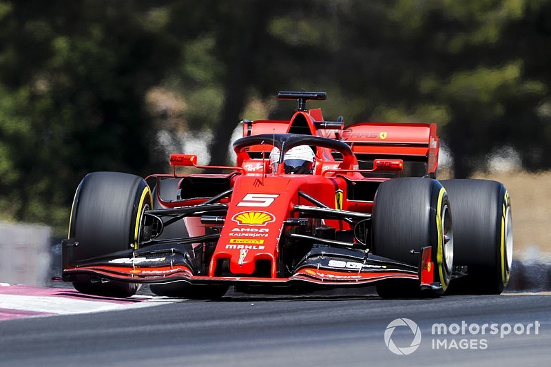 "Vettel ""didn't have grip"" in final Q3 run after upshift mystery"