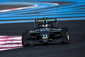 F3 Paul Ricard: Hughes pakt bijzondere pole voor HWA, Viscaal P8