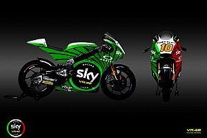 Lo Sky Racing Team VR46 svela le livree tricolore per il GP d'Italia 2019 al Mugello