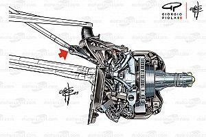 Технический анализ: новая подвеска Mercedes, которая спасла Хэмилтону победу в Монако
