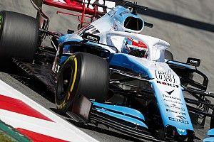 La saga en Williams continúa: sus pilotos intercambian los chasis