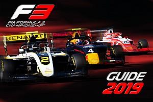 Guide 2019 - Nouvelle ère pour la FIA F3
