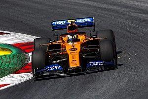 Videó: Norris és Ricciardo körökön keresztül tartó csatája