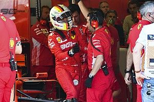 Egy újabb katasztrofális időmérő Vettel neve mellett: a fránya technika