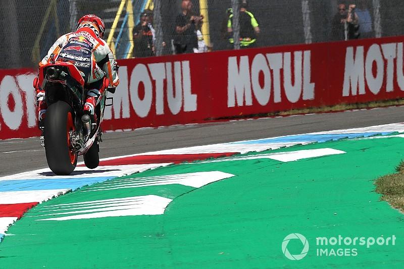 """Marquez tevreden: """"Wisten dat Yamaha beter zou zijn"""""""
