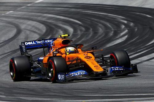 Norris partira cinquième sur la grille du GP d'Autriche