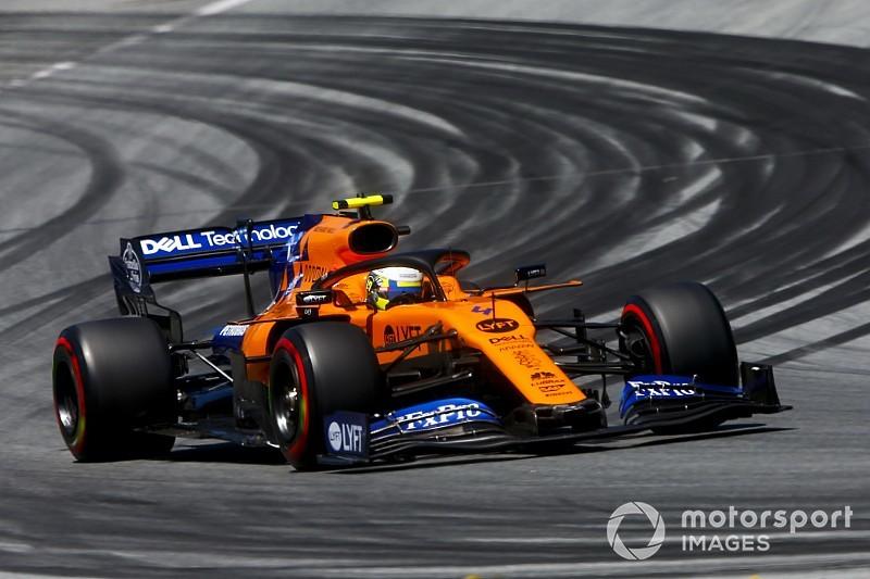McLaren: F1 rivals overstate impact of tyres