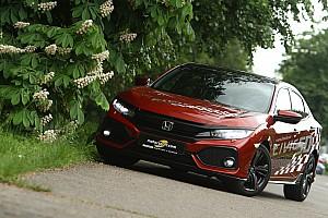 Honda Civic: новий хетчбек, що почав турбоеру