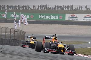 Fans zien Verstappen niet in actie komen op Circuit Zandvoort