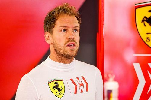 Vettel marca una fecha límite para las chances de Ferrari