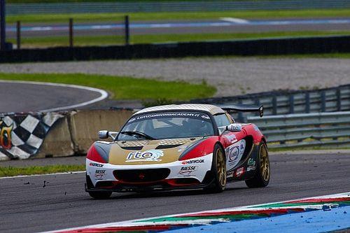 Manuel Bissa centra a Franciacorta la sua prima vittoria nella Lotus Cup Italia
