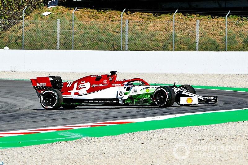 """Debutto in F1 col botto per Ilott: """"E' stato un incidente molto strano"""""""
