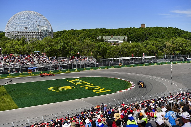 Live: Follow Canadian GP qualifying as it happens