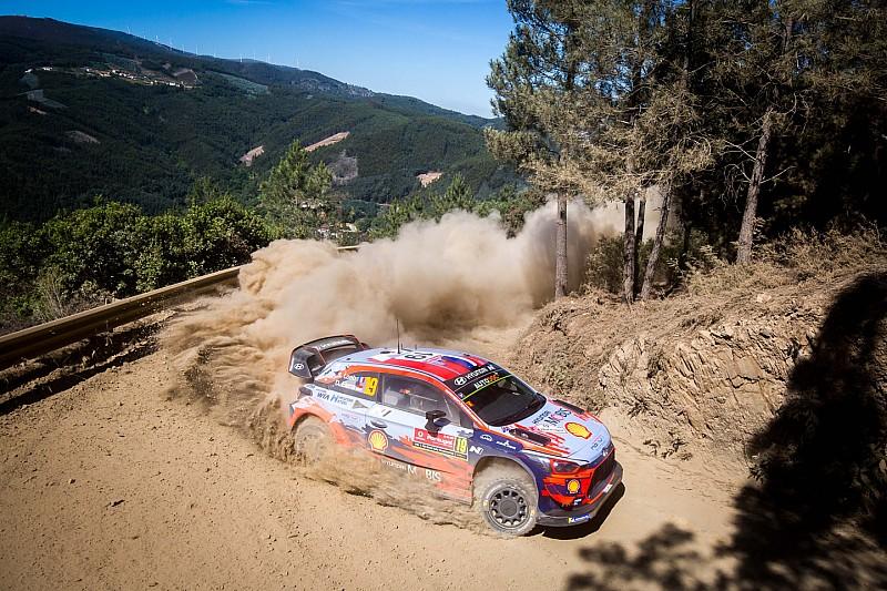 Sześć rajdów Loeba w WRC 2020