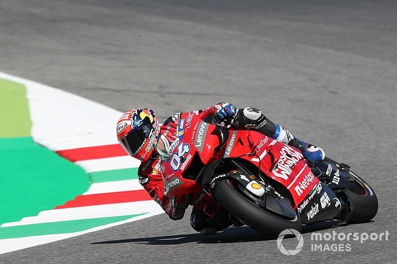 """Dovizioso chiaro: """"Ducati deve migliorare a centro curva per essere veloce ovunque"""""""