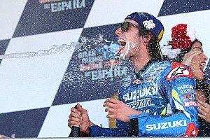 MotoGP: Fiscal roubou peça da Suzuki de Rins após GP da Espanha