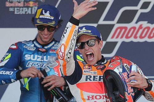 MotoGP: Márquez estava com medo de errar no GP da Espanha