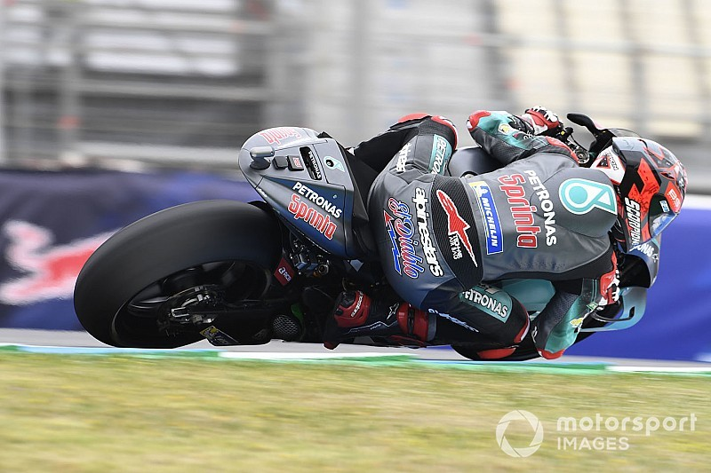 LIVE MotoGP 2019: GP von Spanien, Warm-Up
