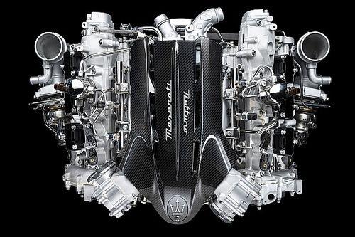 Maserati MC20, il nuovo motore V6 biturbo Nettuno da 630 CV è da urlo