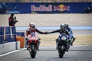 MotoGP: Quartararo cutuca Viñales e diz que Dovizioso é ameaça maior ao título
