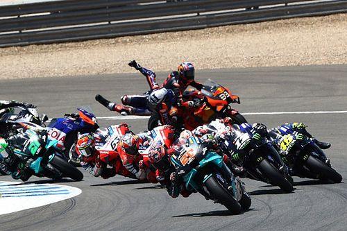 GALERÍA: las imágenes del GP de Andalucía MotoGP