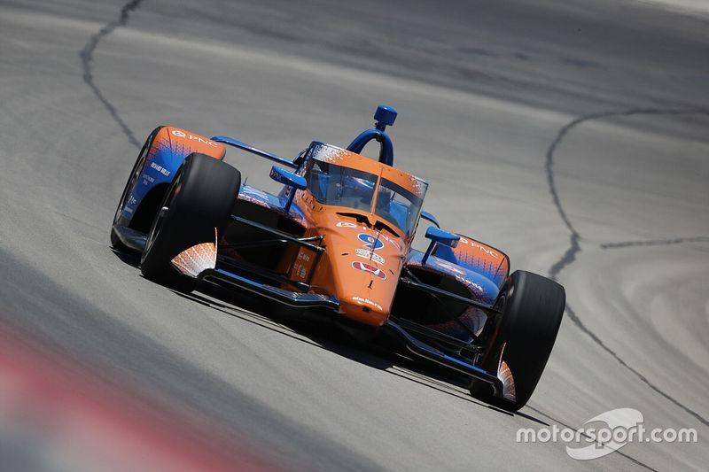Fotogallery: la ripartenza della IndyCar in Texas