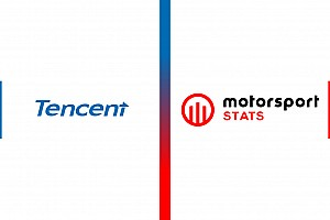 Tencent Sports en Motorsport Network starten data-samenwerking