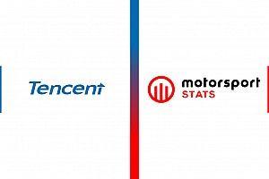 Tencent e Motorsport Network collaborano nel flusso di dati per gli appassionati cinesi