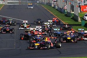 C'était un 27 mars: Pirelli, le DRS... et Petrov!