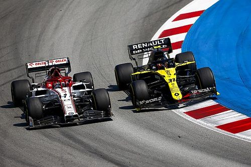 Лучшие фото Гран При Испании: воскресенье