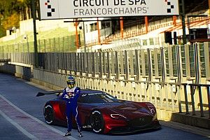 Igor Fraga lidera desafio virtual de velocidade contra o relógio da Mazda