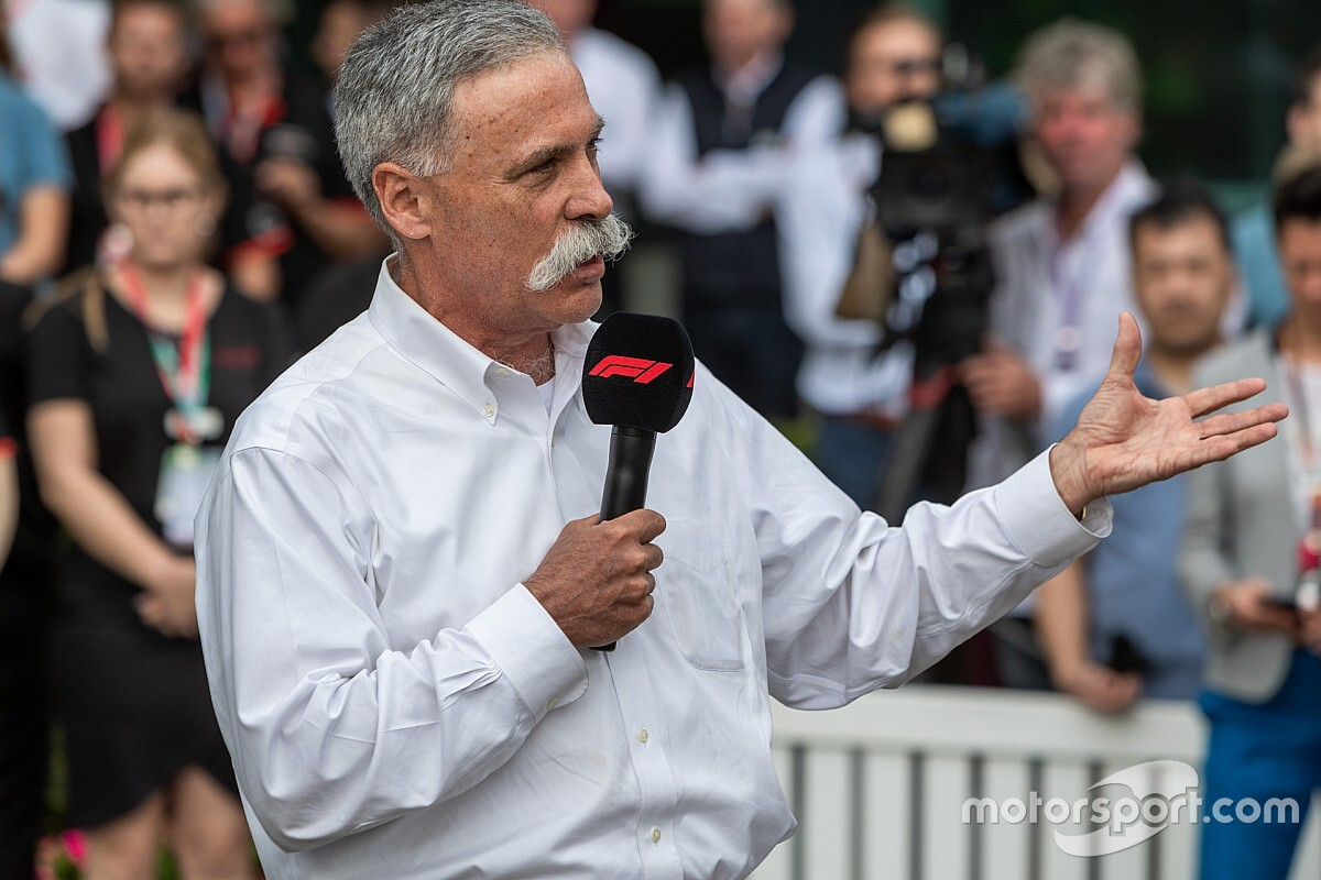 """Carey: """"I GP di F1 andranno avanti anche con un solo infetto"""""""