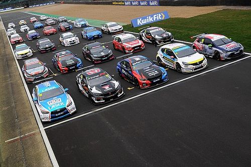 BTCC reverts to full 10-round schedule for 2021