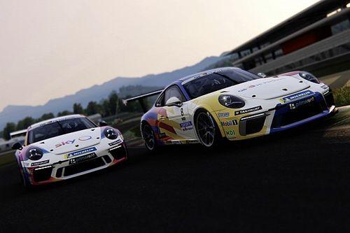 """Dall'8 maggio il """"Prologo"""" della Porsche Esports Carrera Cup Italia, anche in tv"""