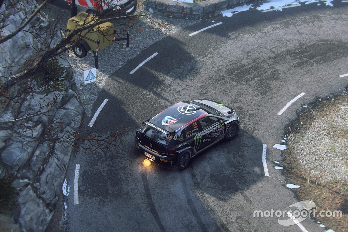 MN Ingram Rally rozpoczęte