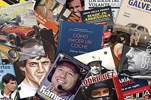 ¿Qué libros de F1 en español hay para leer durante la cuarentena?