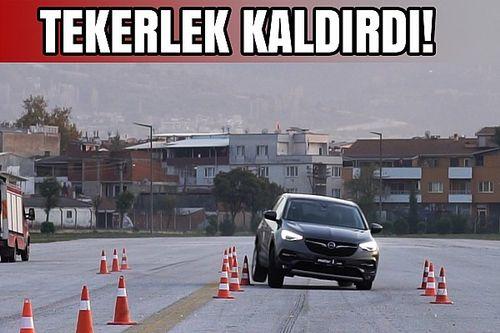 2019 Opel Grandland X   Geyik Testi
