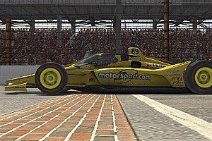 Az esport örömöt és frusztrációt is okoz az IndyCar-versenyzőknek