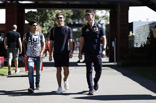 A Red Bull tehetsége nem pénzért akar magának ülést a Forma-1-ben