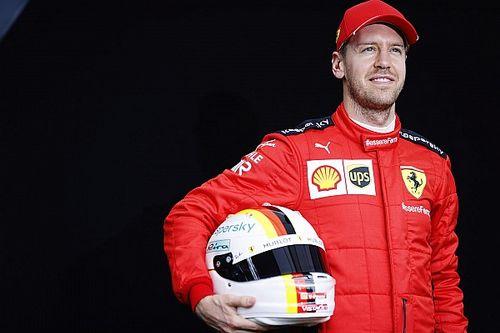Vettel: Szczęście ważniejsze od pieniędzy
